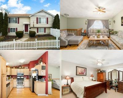 East Providence Single Family Home For Sale: 120 Worcester Av