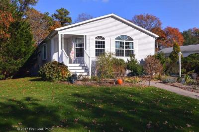 South Kingstown Single Family Home Act Und Contract: 43 Pitch Pine Pl