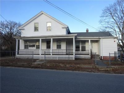 Coventry Multi Family Home Act Und Contract: 259 - 279 Pulaski St