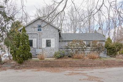North Kingstown Single Family Home For Sale: 1294 Tower Hill Rd
