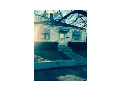 Pawtucket Single Family Home For Sale: 477 Benefit St