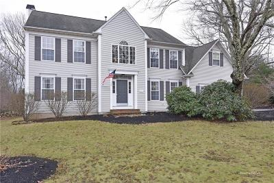 North Kingstown Single Family Home Act Und Contract: 37 Haggarty Hill Rd