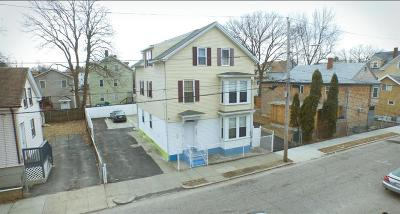 Providence Multi Family Home Act Und Contract: 146 Stanwood St