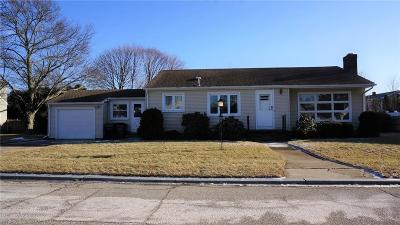 Providence Single Family Home For Sale: 40 Udell St