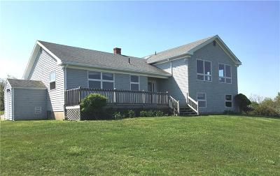 Block Island Single Family Home For Sale: 1143 Corn Neck Rd