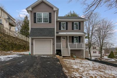 Lincoln Single Family Home Act Und Contract: 15 Vose St