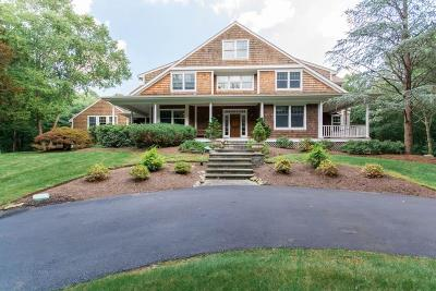 East Greenwich Single Family Home For Sale: 115 Pheasant Dr