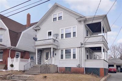 Pawtucket Multi Family Home For Sale: 70 French St