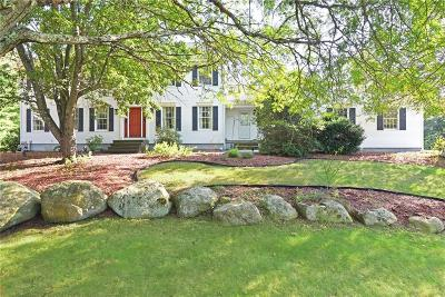 East Greenwich Single Family Home For Sale: 1600 Frenchtown Rd