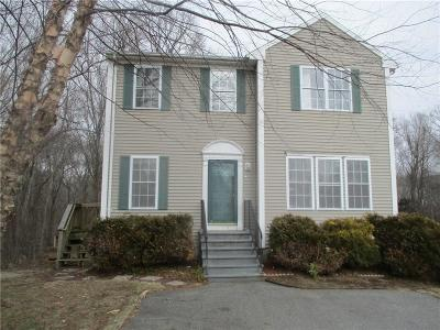 Coventry Single Family Home For Sale: 27 Hunters Crossing Dr