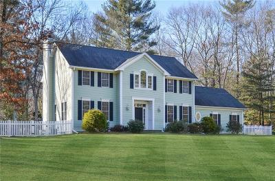 East Greenwich Single Family Home For Sale: 1121 Carrs Pond Rd