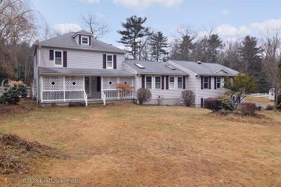 Glocester Multi Family Home For Sale: 75 Chopmist Hill Rd