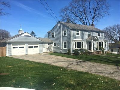 Cranston Single Family Home For Sale: 29 Glenmere Dr