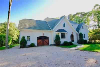 Westerly Single Family Home For Sale: 45 Happy Valley Rd