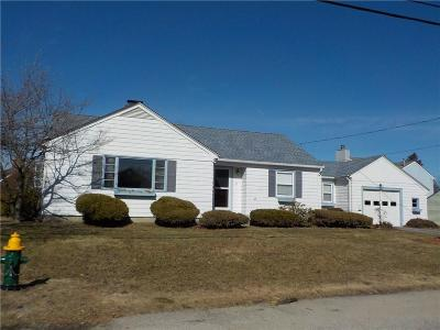 Cranston Single Family Home Act Und Contract: 46 Belmont Rd