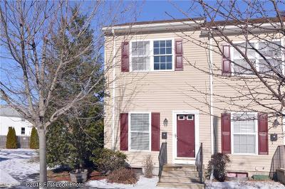 Pawtucket Condo/Townhouse For Sale: 243 Lowden St, Unit#1 #1