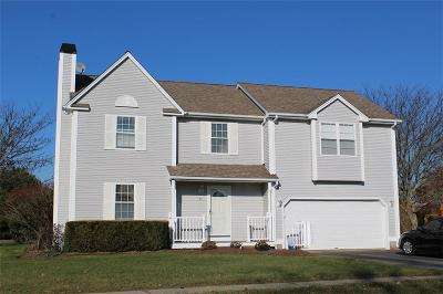 South Kingstown Single Family Home For Sale: 89 Straw Lane