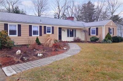 Warwick Single Family Home For Sale: 249 Merrymount Dr