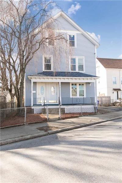Pawtucket Multi Family Home For Sale: 57 Clark Av