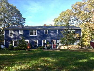 East Greenwich Single Family Home For Sale: 146 Crompton Rd