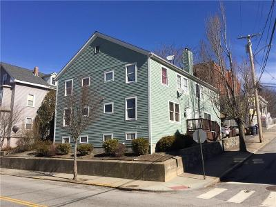 Providence Multi Family Home For Sale: 681 Charles St