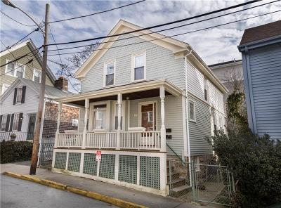 Newport Multi Family Home For Sale: 27 Brewer St