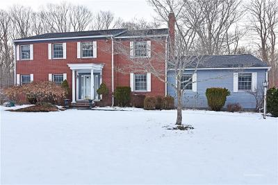 East Greenwich Single Family Home For Sale: 1240 High Hawk Rd