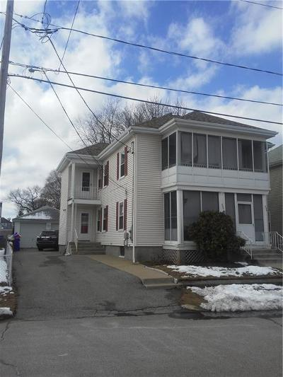 Multi Family Home Act Und Contract: 354 Orient Av