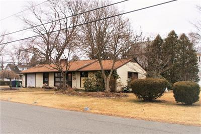 Warwick Single Family Home For Sale: 279 Dodge St