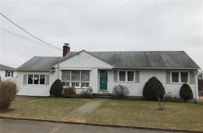 Cranston Single Family Home For Sale: 159 Belmont Rd
