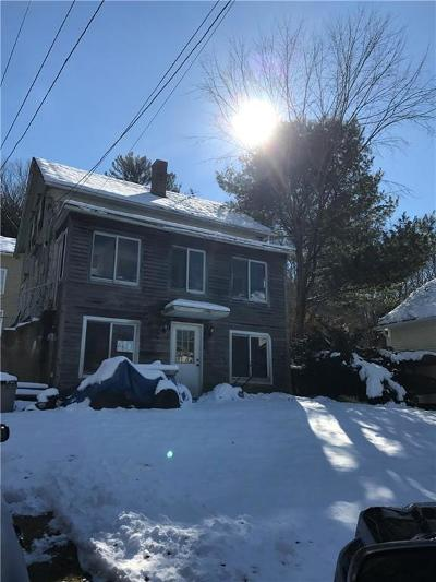 Scituate Single Family Home For Sale: 40 Hope Furnace Rd