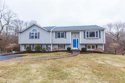 Coventry Single Family Home For Sale: 189 Blackrock Rd