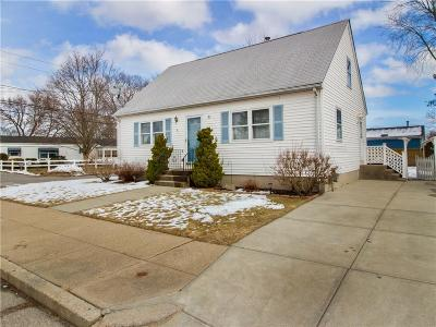 Pawtucket Single Family Home For Sale: 4 Seabiscuit Pl