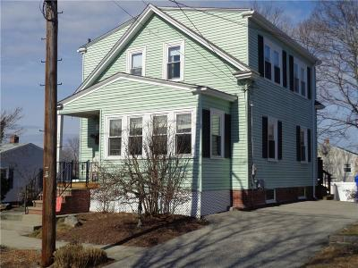 East Providence Single Family Home Act Und Contract: 156 S Vincent Av