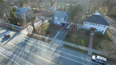Cranston Single Family Home For Sale: 1149 Narragansett Blvd