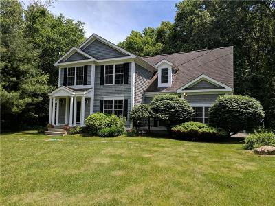 East Greenwich Single Family Home For Sale: 1516 Frenchtown Rd