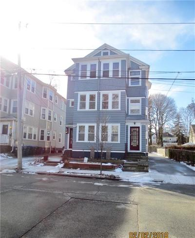 Providence RI Multi Family Home For Sale: $425,000