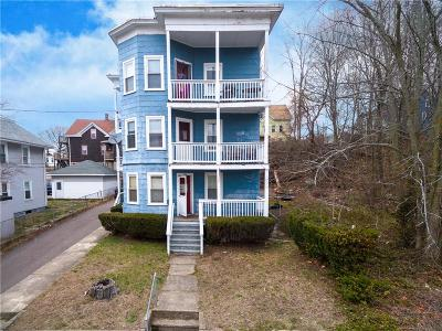 Woonsocket Multi Family Home For Sale: 376 Cumberland Hill Rd