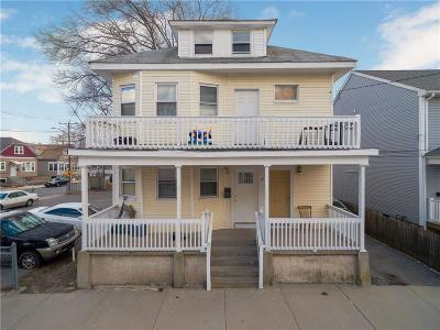 Providence Multi Family Home For Sale: 40 Ashmont St