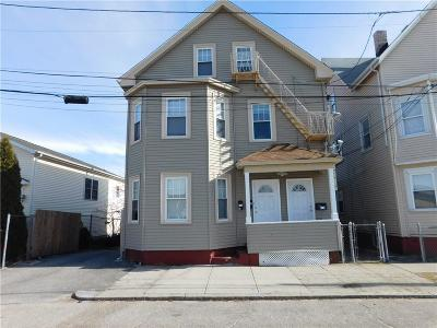 Providence RI Multi Family Home For Sale: $229,900