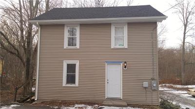 Burrillville Single Family Home For Sale: 198 Pascoag Main St St