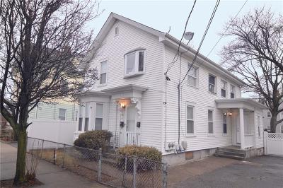 Pawtucket Multi Family Home For Sale: 104 Mulberry St