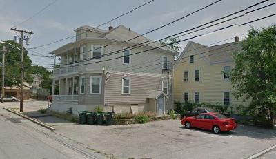 Providence RI Multi Family Home For Sale: $224,900