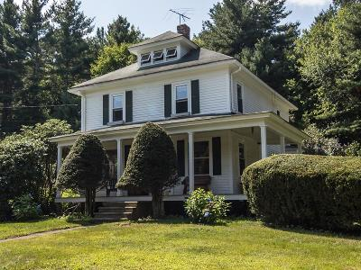 Burrillville Single Family Home For Sale: 565 Central St