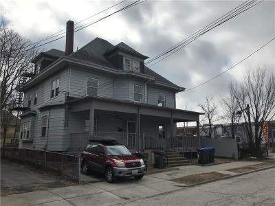 Providence Multi Family Home For Sale: 246 Sackett St