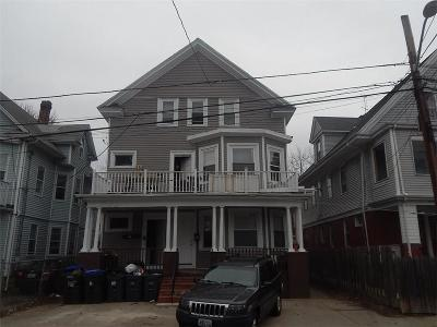 Providence RI Multi Family Home For Sale: $199,900