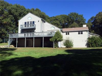 Lincoln Single Family Home For Sale: 124 Cobble Hill Rd