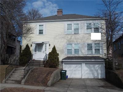 Providence RI Multi Family Home For Sale: $429,000