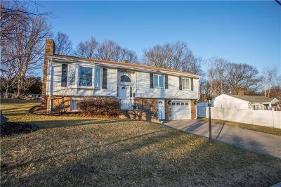 North Providence Single Family Home For Sale: 123 Orlando Dr