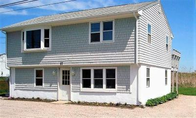South Kingstown Multi Family Home For Sale: 17 Barney Av